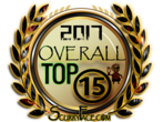 2017 Top 15 Overall by ScurryFace.com